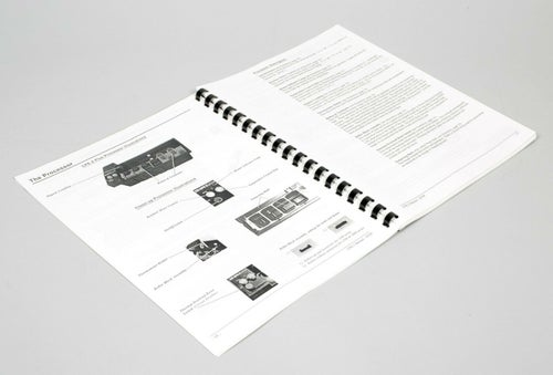 "Image of Original Jobo CPE2+ User manual with ""processing hints"" LATEST VERSION"