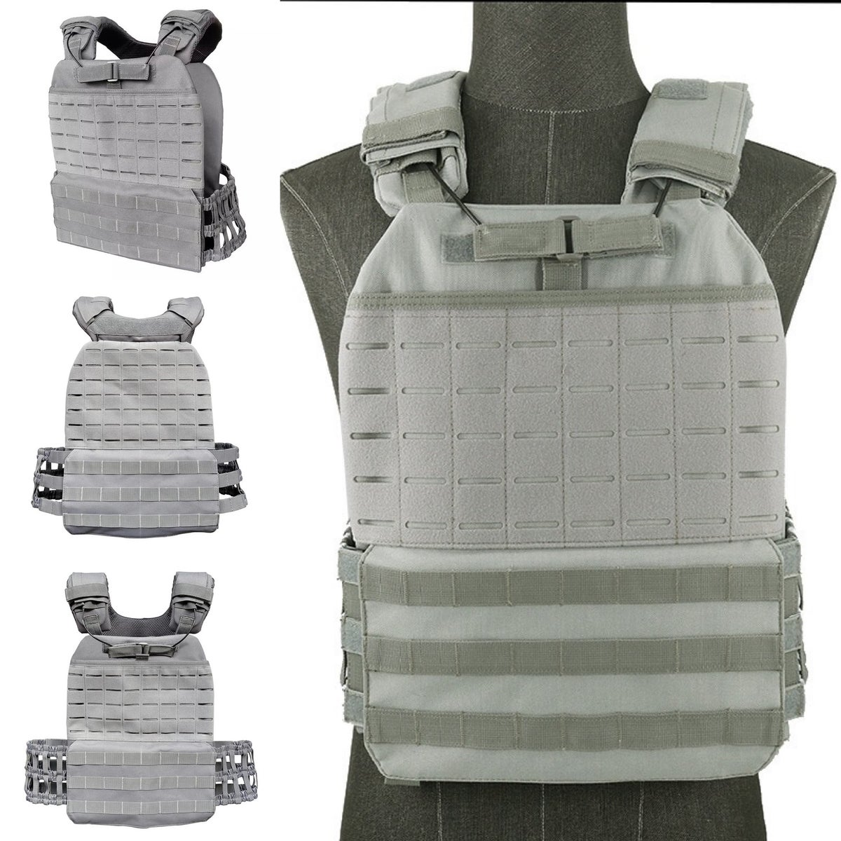 Image of Weighted Tactical Training Vests
