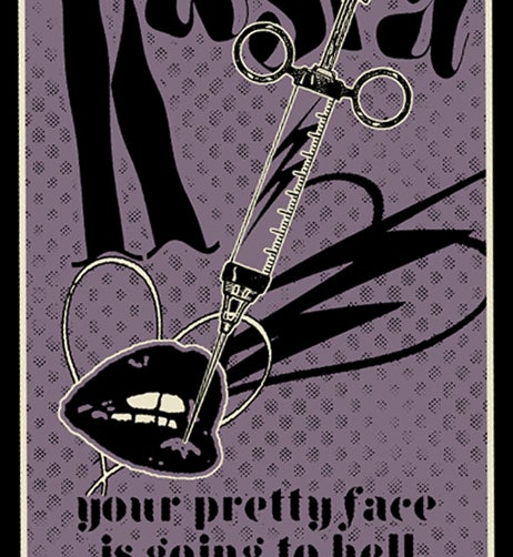 Image of Your Pretty Face Is Going To Hell (02v.III)