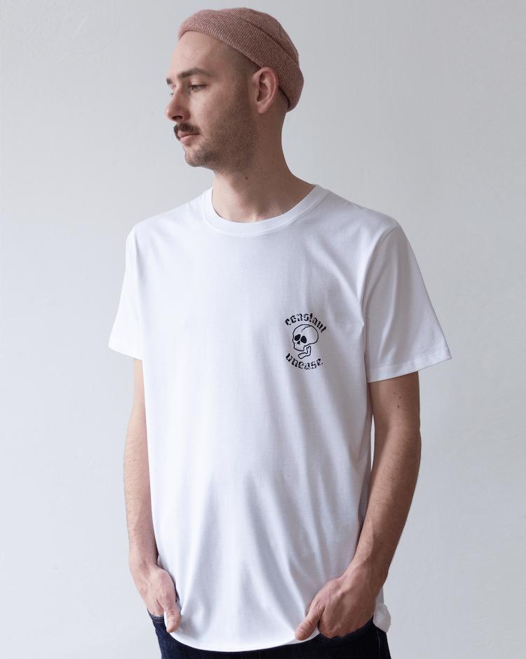Anniversary Logo T-Shirt Weiß
