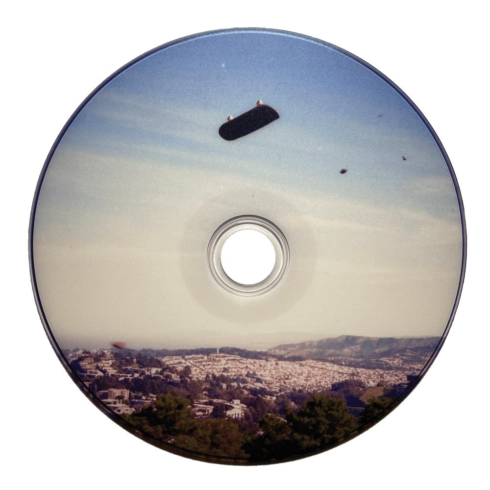 FFFURTHER DVD
