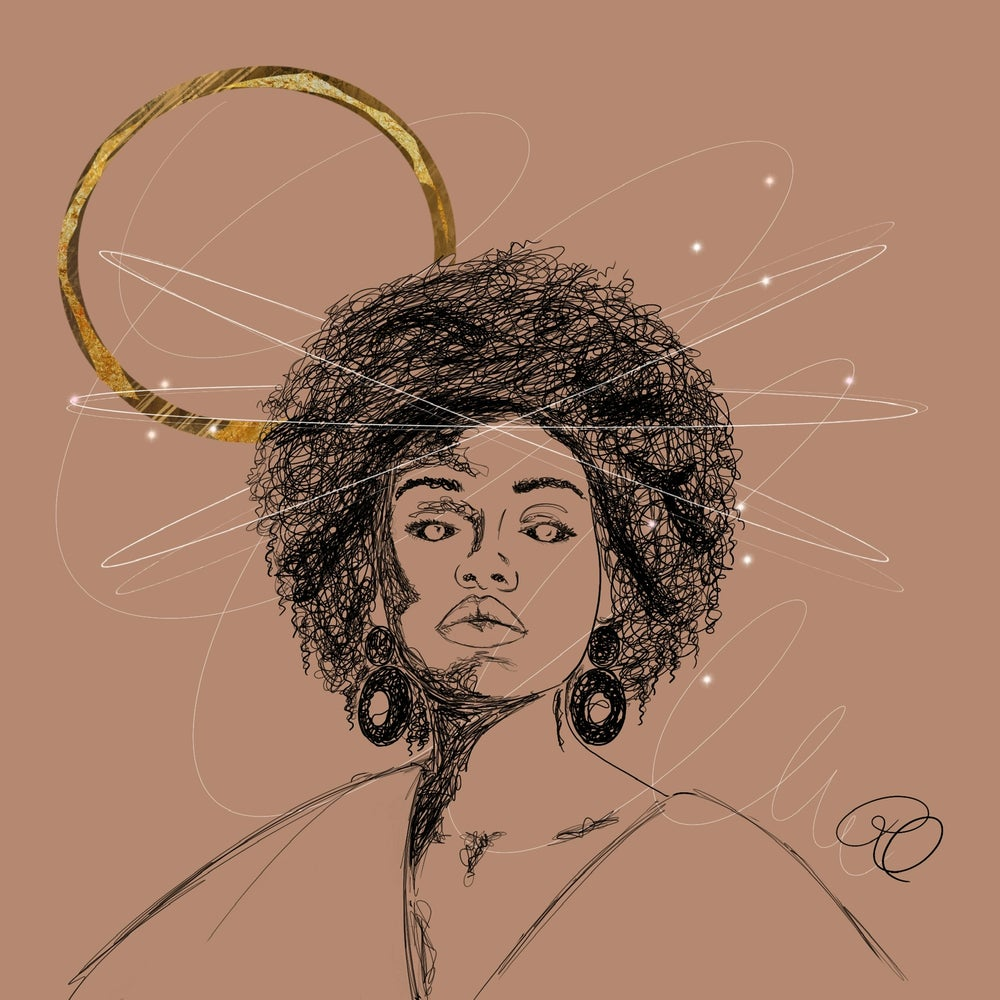 Image of Astra Art Print ✨