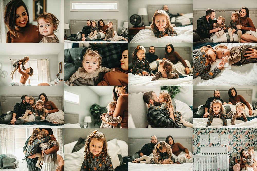 Image of 2021 In-Home Lifestyle Storytelling Sessions- ($440 Total Investment)