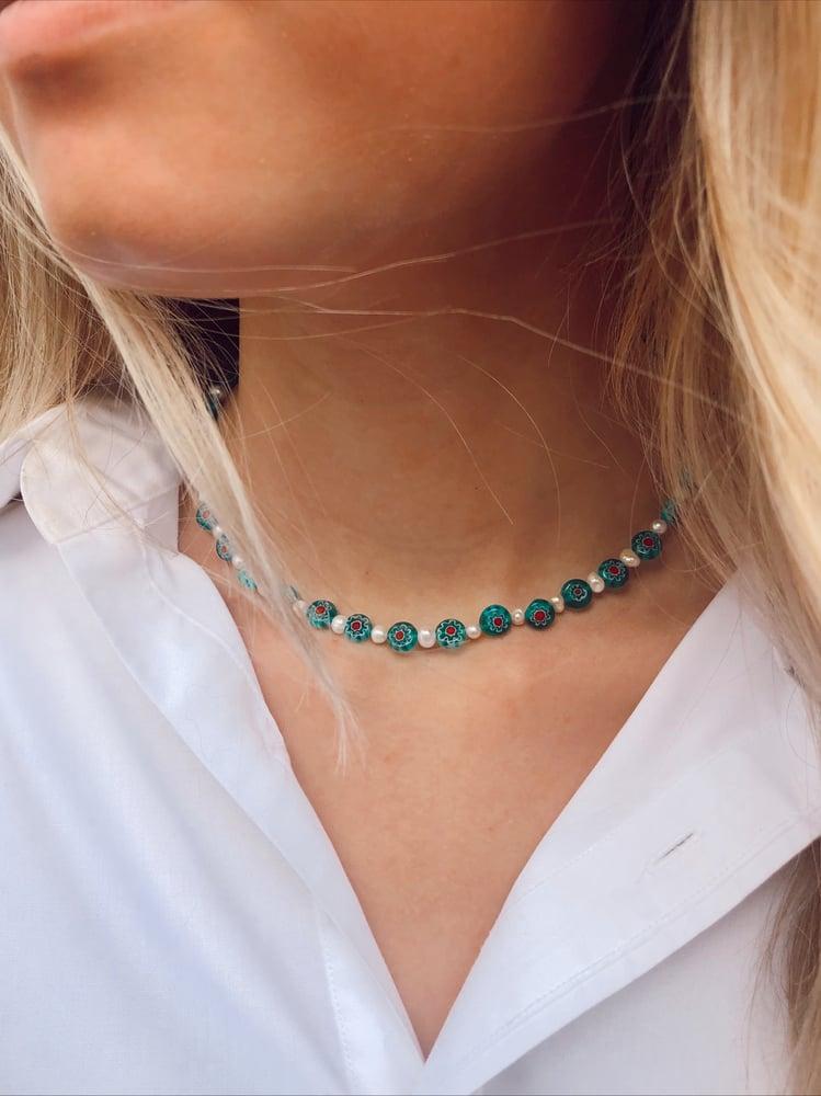 Image of Kiwi Necklace