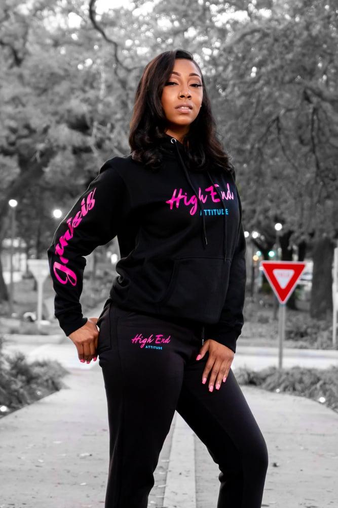Image of High End Attitude Hoodies/Sweatshirts