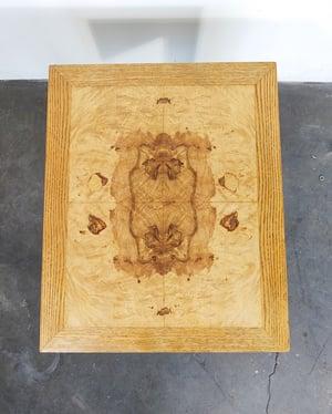 Burl + Oak Parsons Side Table by Lane