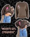 Modern Girl Crewneck