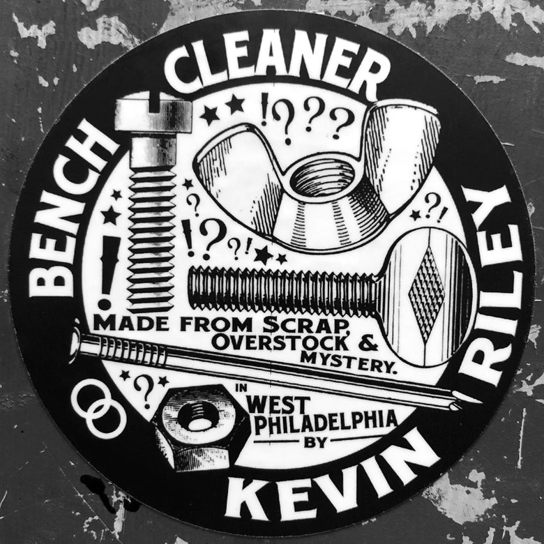 Image of Bench cleaner mystery build.