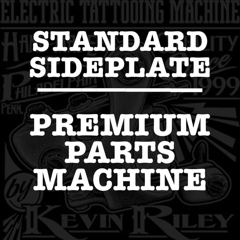 Image of Standard Sideplate - Custom Order