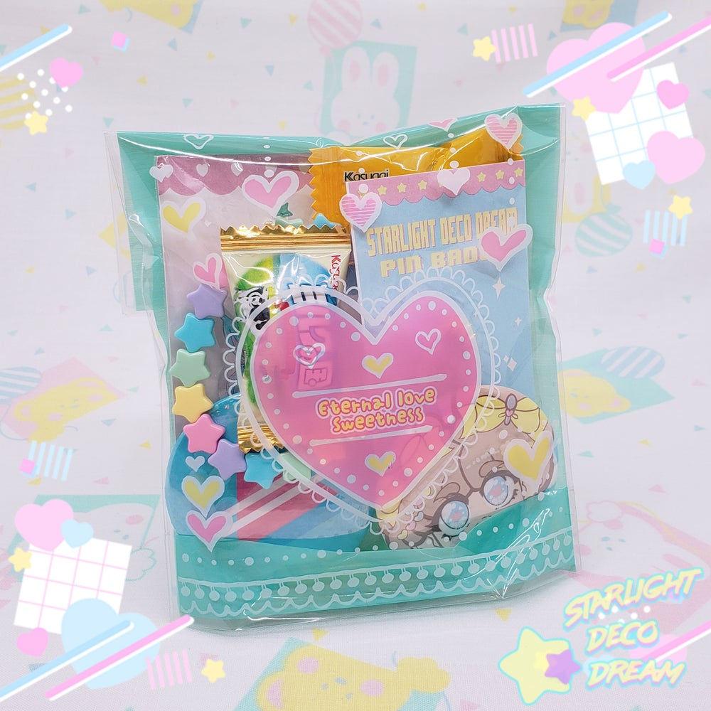 Image of 2021 SMALL DREAMY LUCKY PACK / GRAB BAG