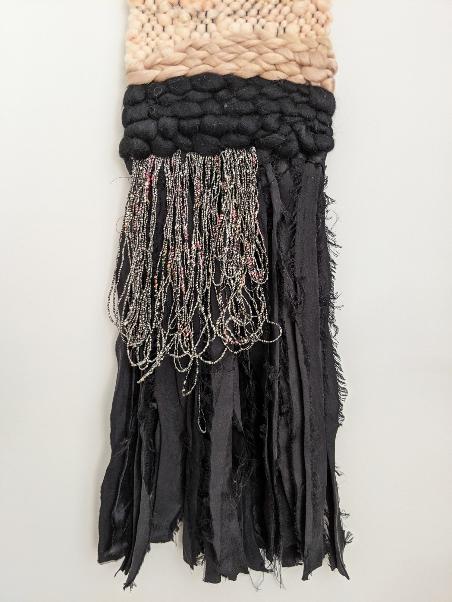 Image of Mini Woven Wall Hanging - AUDREY