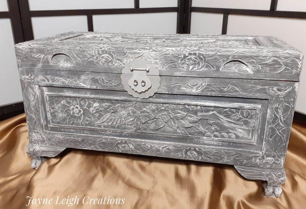 Image of Camphor Bedding Chest