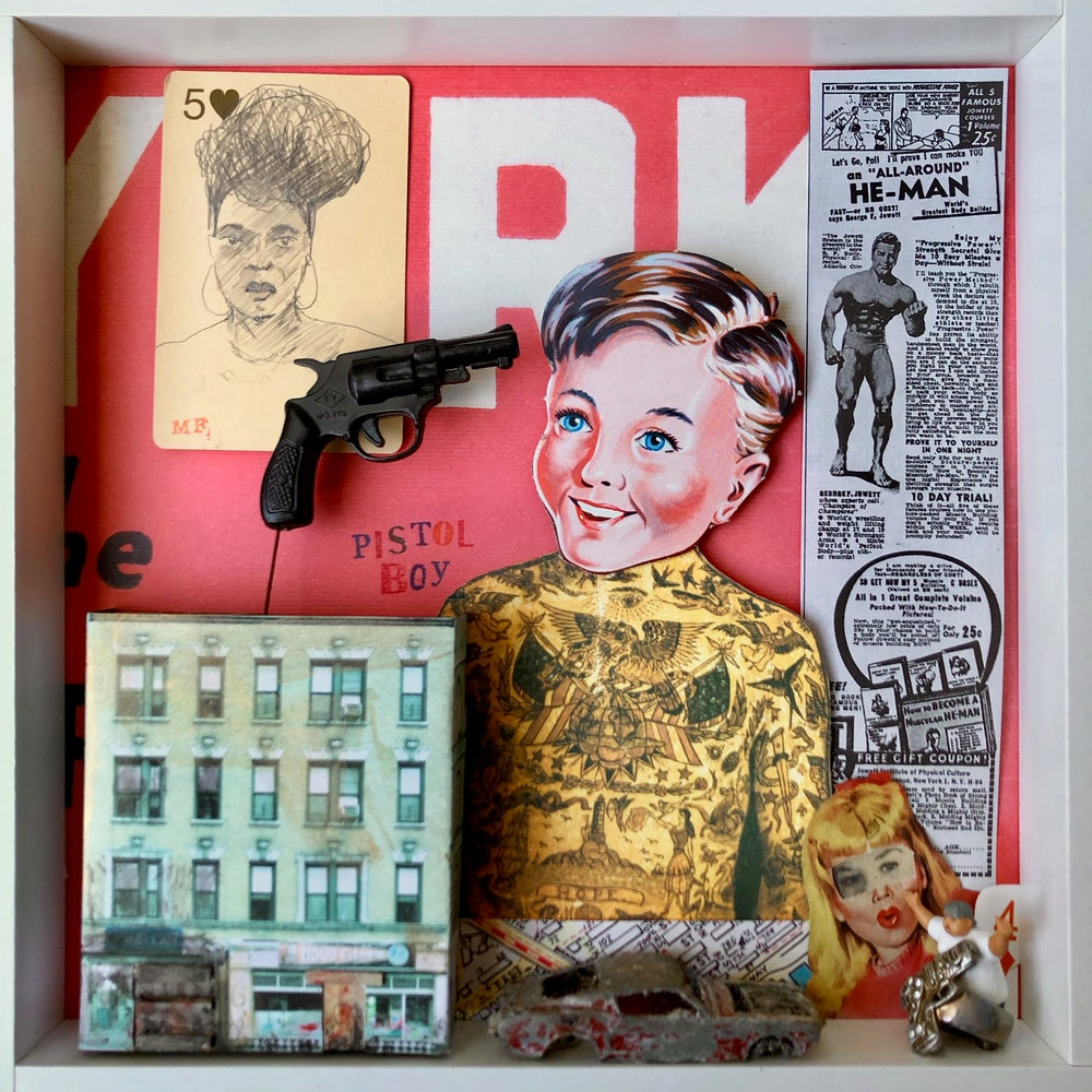 Pistol Boy