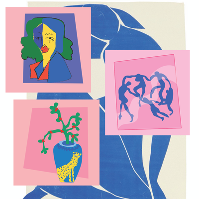 Image of Matisse series