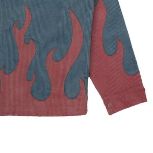 Image of Cotton Candy Flame Jacket