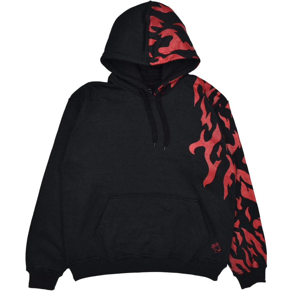 Image of Burning Curse Mark Hoodie