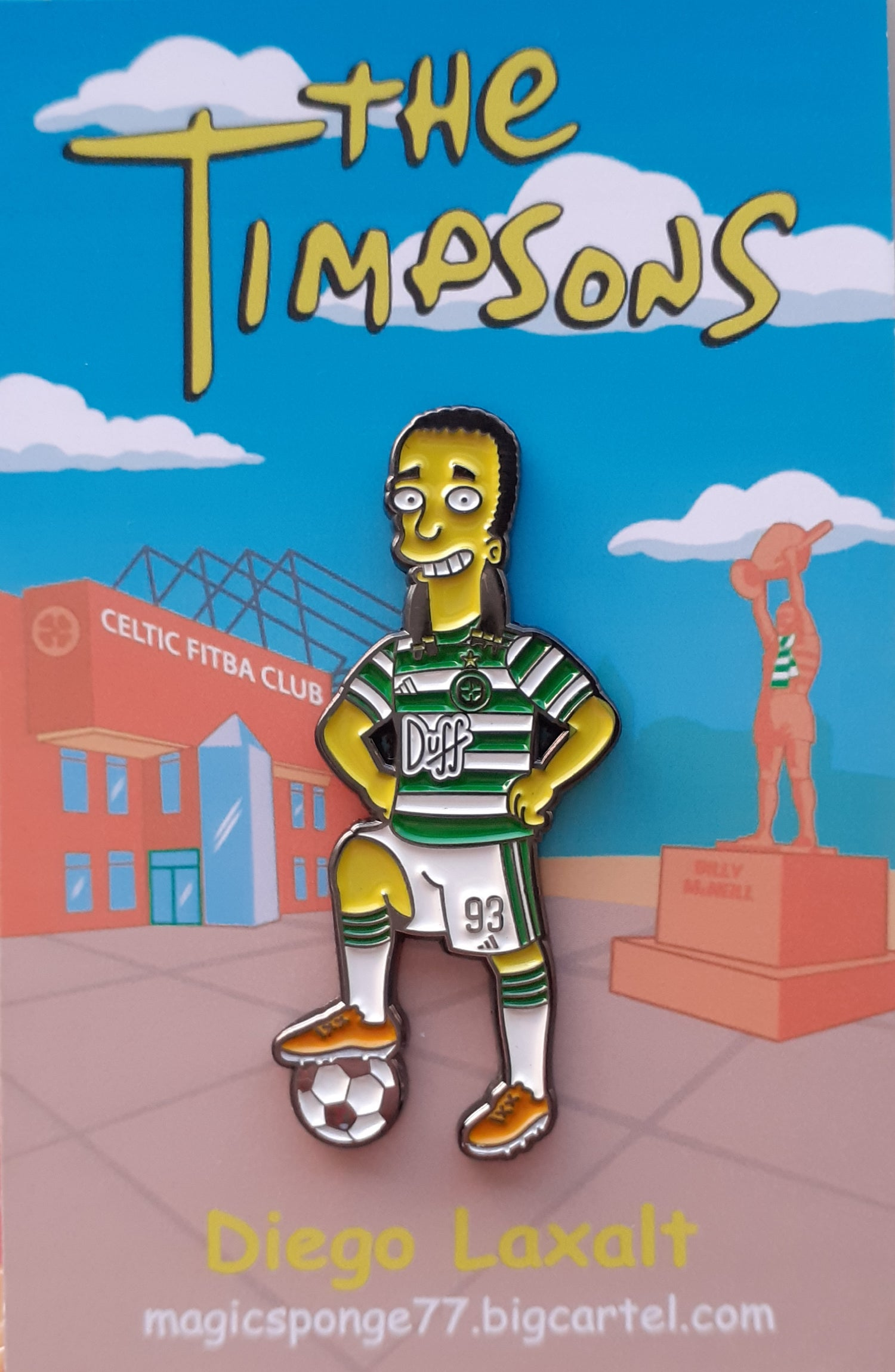 Image of Diego Laxalt The Timpsons