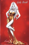 Lady Death Sworn #1 Naughty New Year's 2019, Artist Copy LE to 5