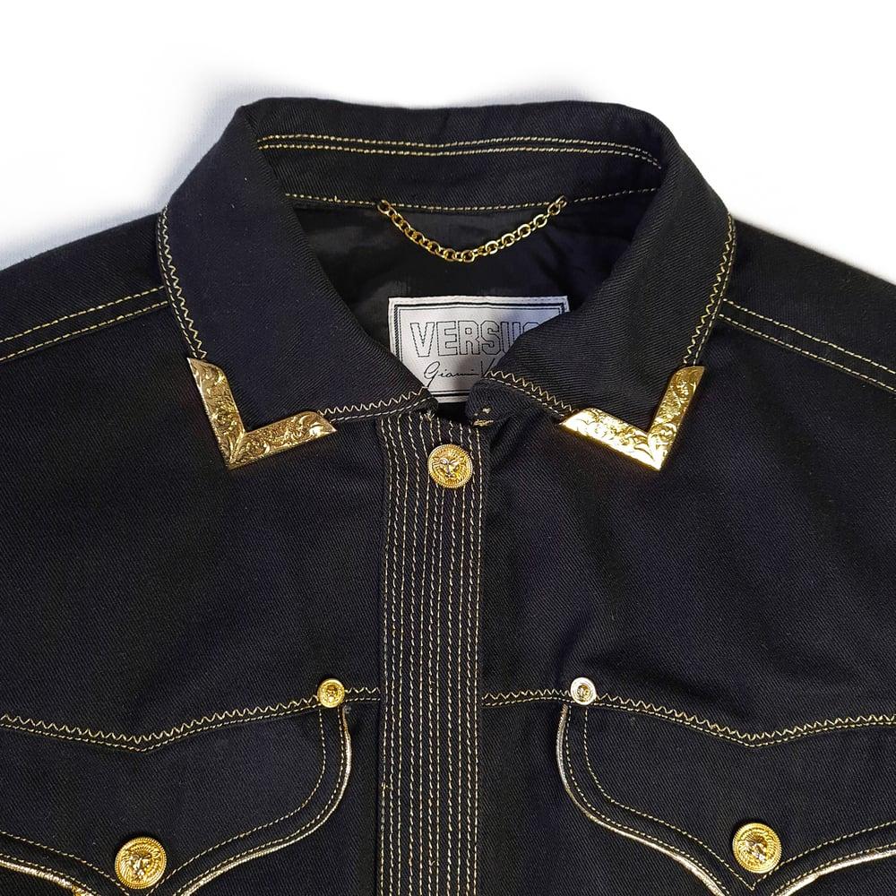 Image of Versus Gianni Versace 1992 Jacket
