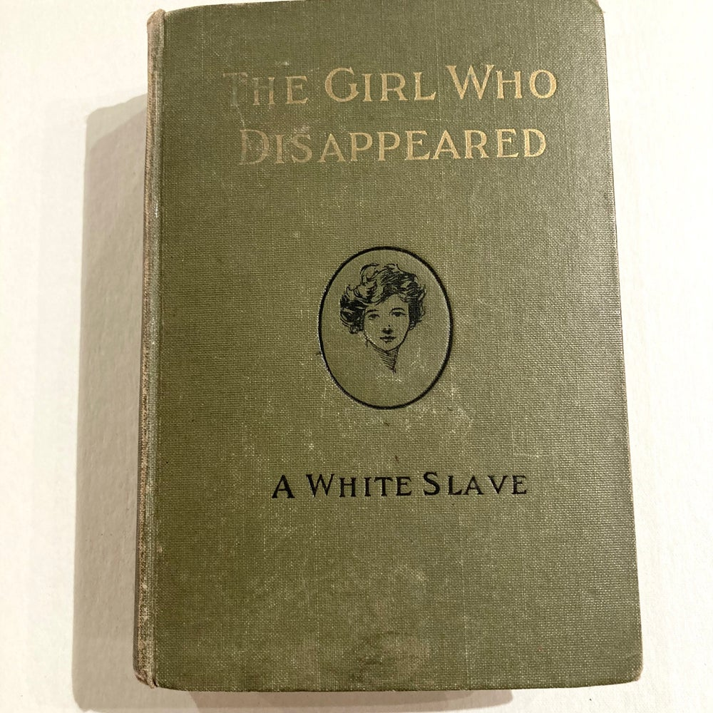 Image of The Girl Who Disappeared- A White Slave (1914)
