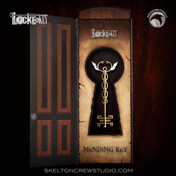Image of Locke & Key: Mending Key!