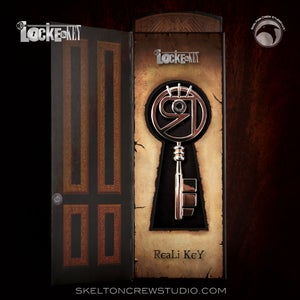 Image of Locke & Key: Reali Key!
