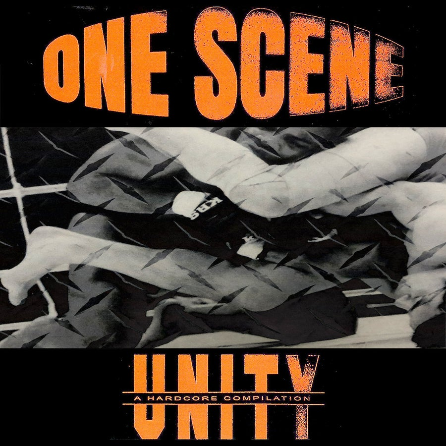 Image of One Scene Unity - A Hardcore Compilation (Vol 1) CD