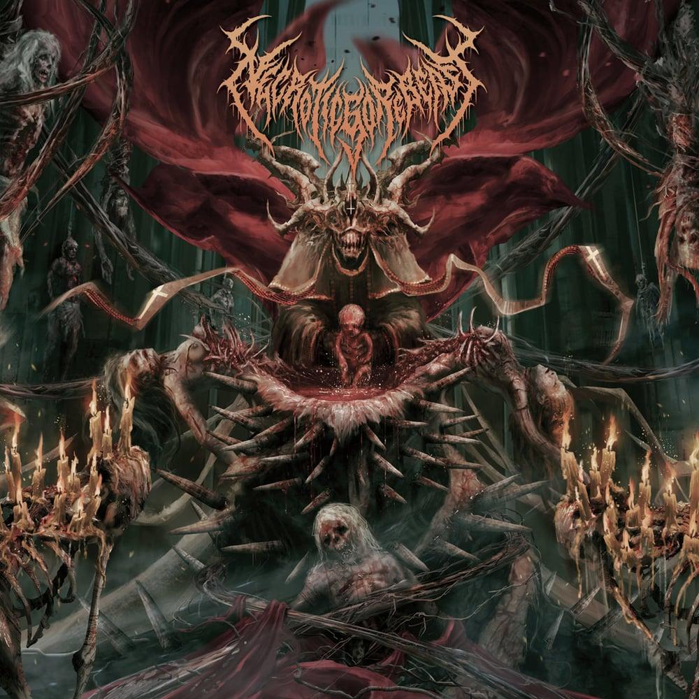 Image of NecroticGoreBeast - NecroticGoreBeast CD