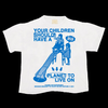 Save The Planet Sustainability Campaign T-Shirt