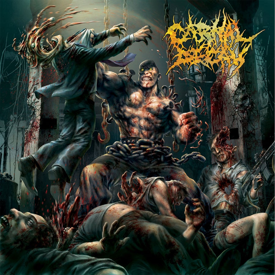 Image of Carnal Decay - You Owe You Pay CD Digipack