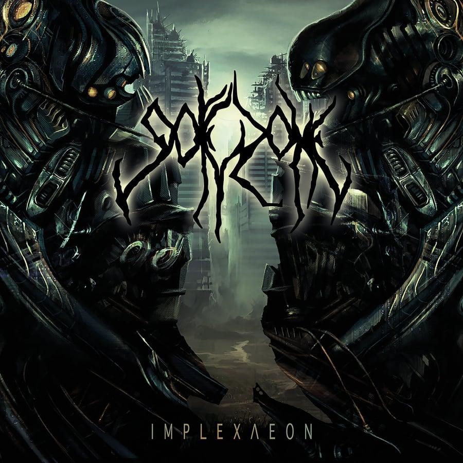 Image of Gorezone - Implexaeon CD