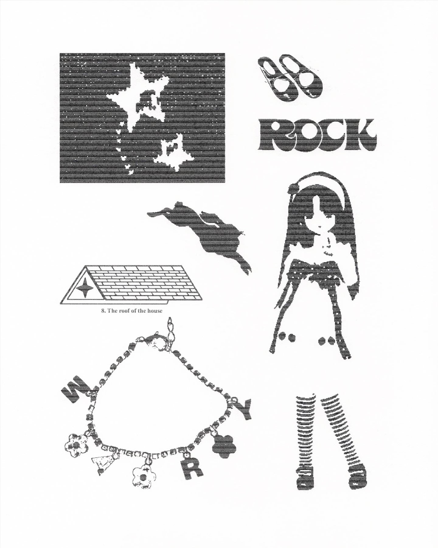 Image of Licca Doll Print
