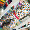 Rainbow Fleece Lounge Sets - Adults