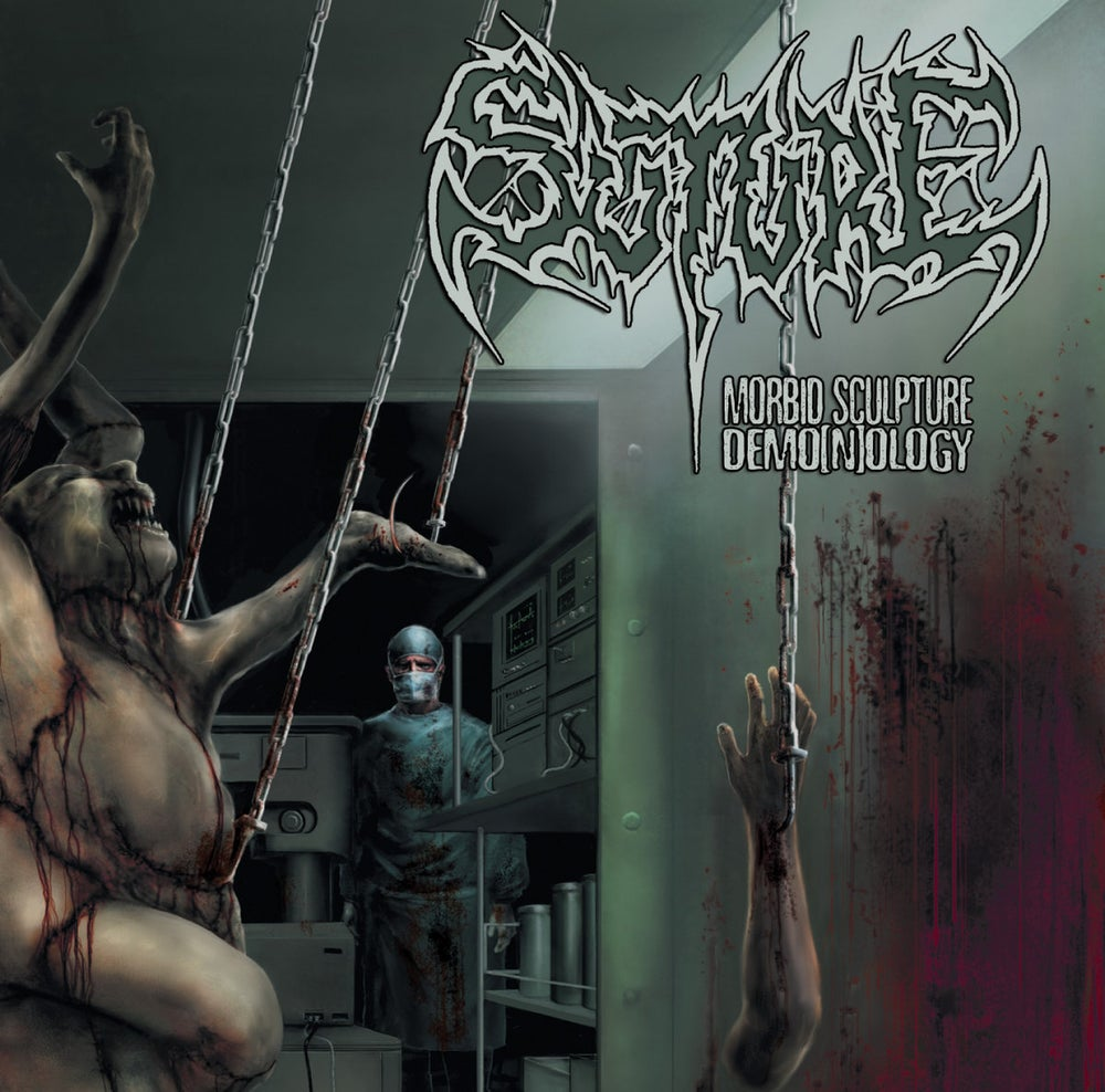 Image of Suture - Morbid Sculpture : Demo[n]ology CD
