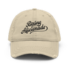 Boxing Aficionado Distressed Dad Hat (3 colors)