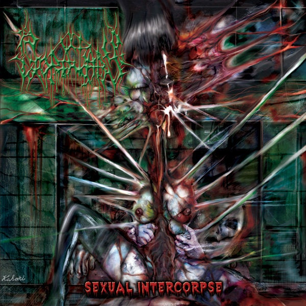 Image of Goratory - Sexual Intercorpse CD