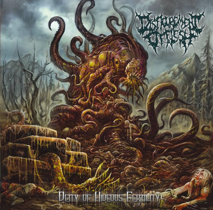 Image of Disfigurement Of Flesh - Deity Of Hideous Fertility CD