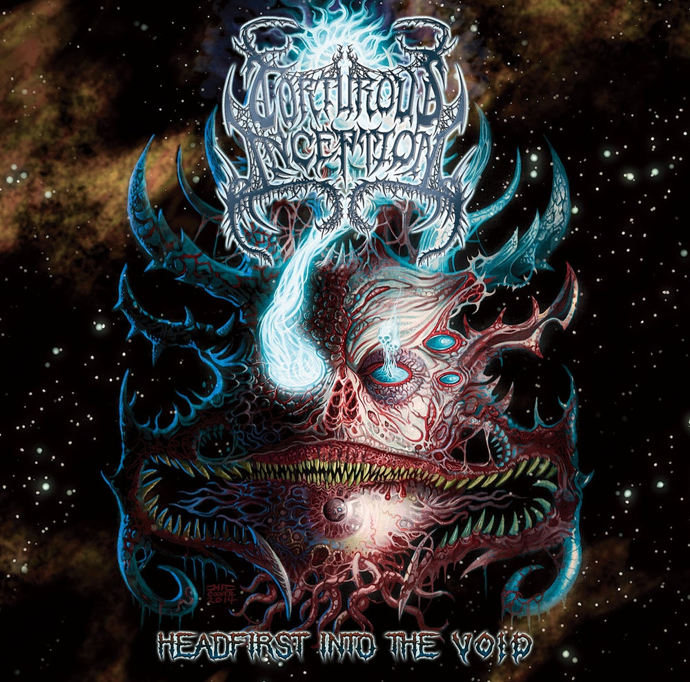 Image of Torturous Inception - Headfirst Into The Void CD
