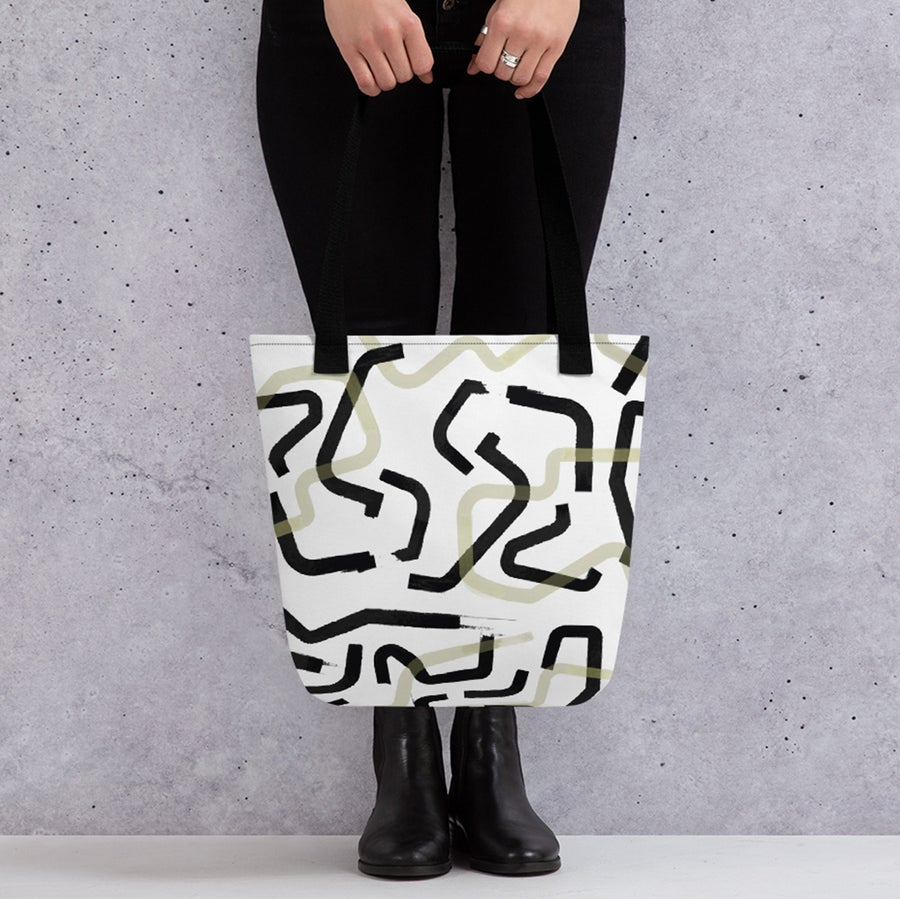 Image of An Evening Jaunt Tote Bag