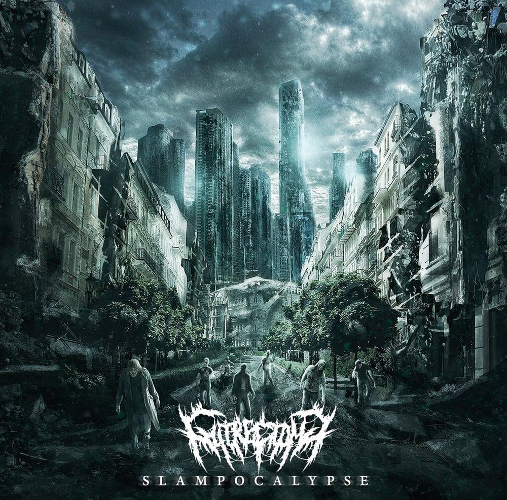 Image of Gutrectomy - Slampocalypse CD