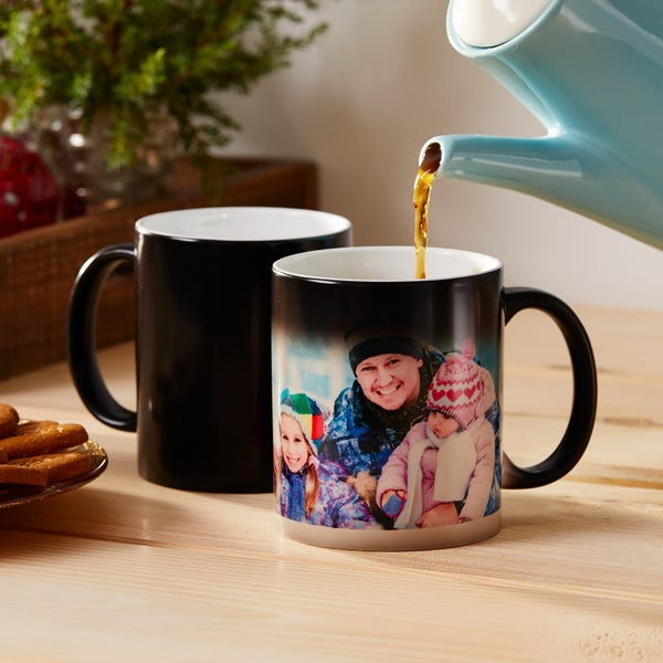 Image of MAGIC   Colour Changing Mugs