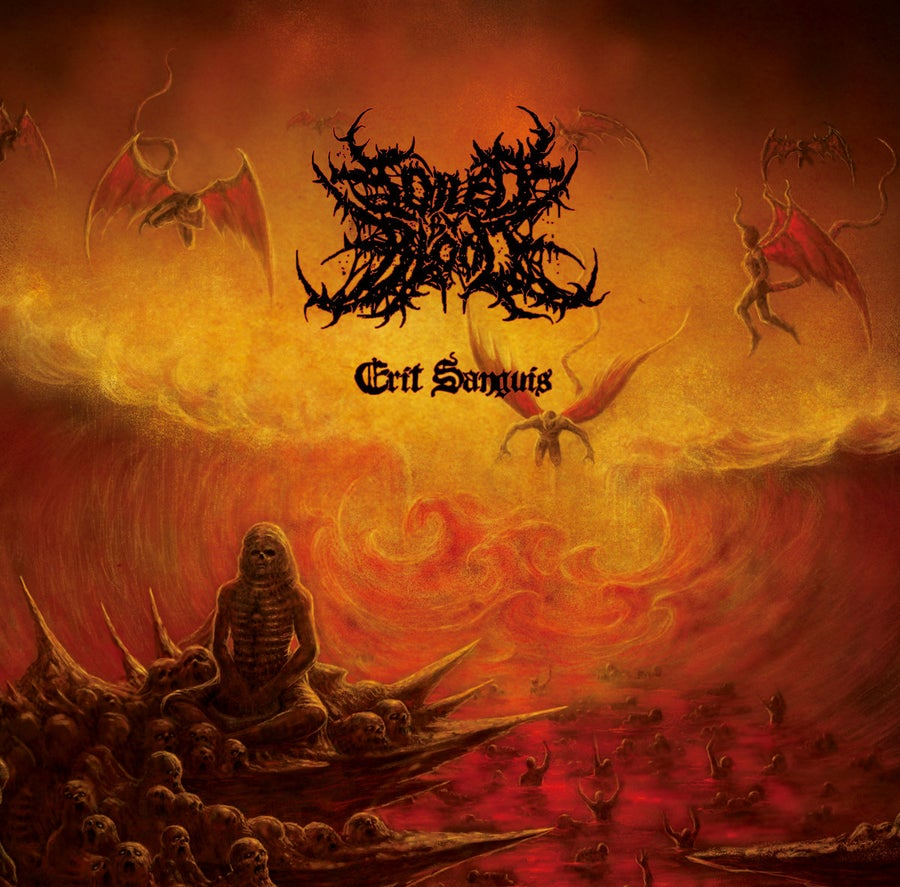 Image of Soiled By Blood - Erit Sanguis CD