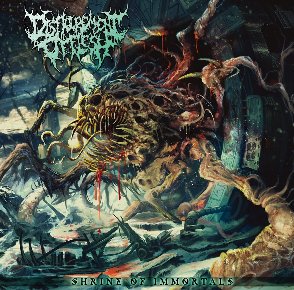 Image of Disfigurement Of Flesh - Shrine Of Immortals CDEP