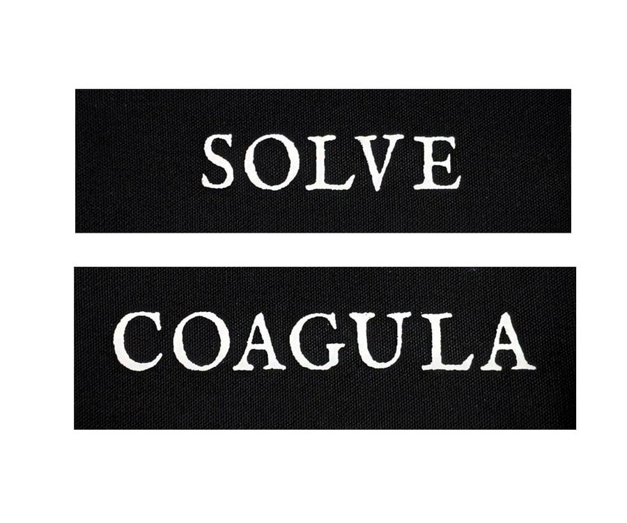 Image of SOLVE // COAGULA Patches