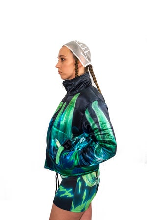 Image of Eroica Puffer Jacket (WOMEN AND MEN SIZES AVAILABLE)