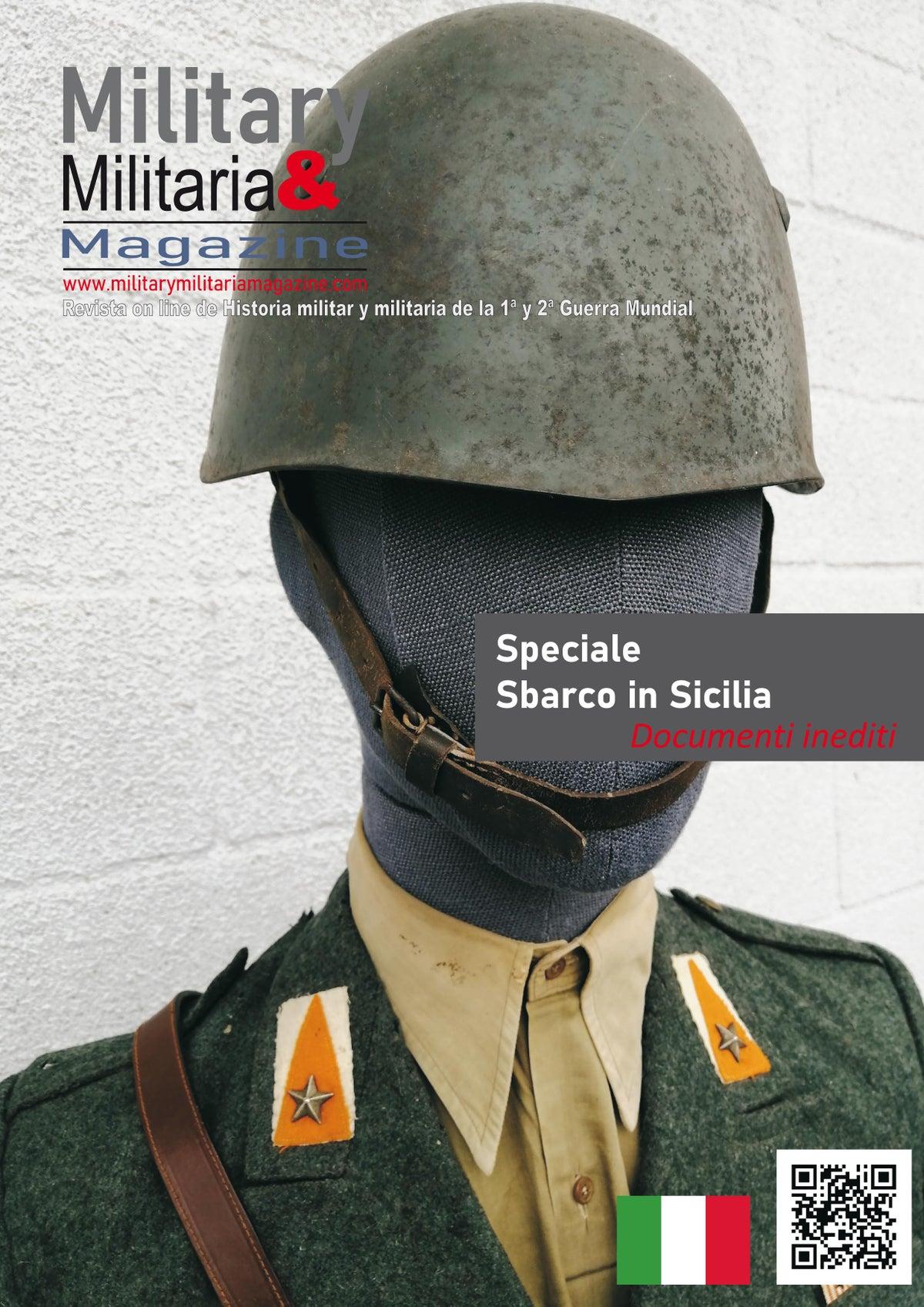 Military & Militaria Magazine. Numero Speciale sbarco in Sicilia 2. Documenti inediti. Versione PDF