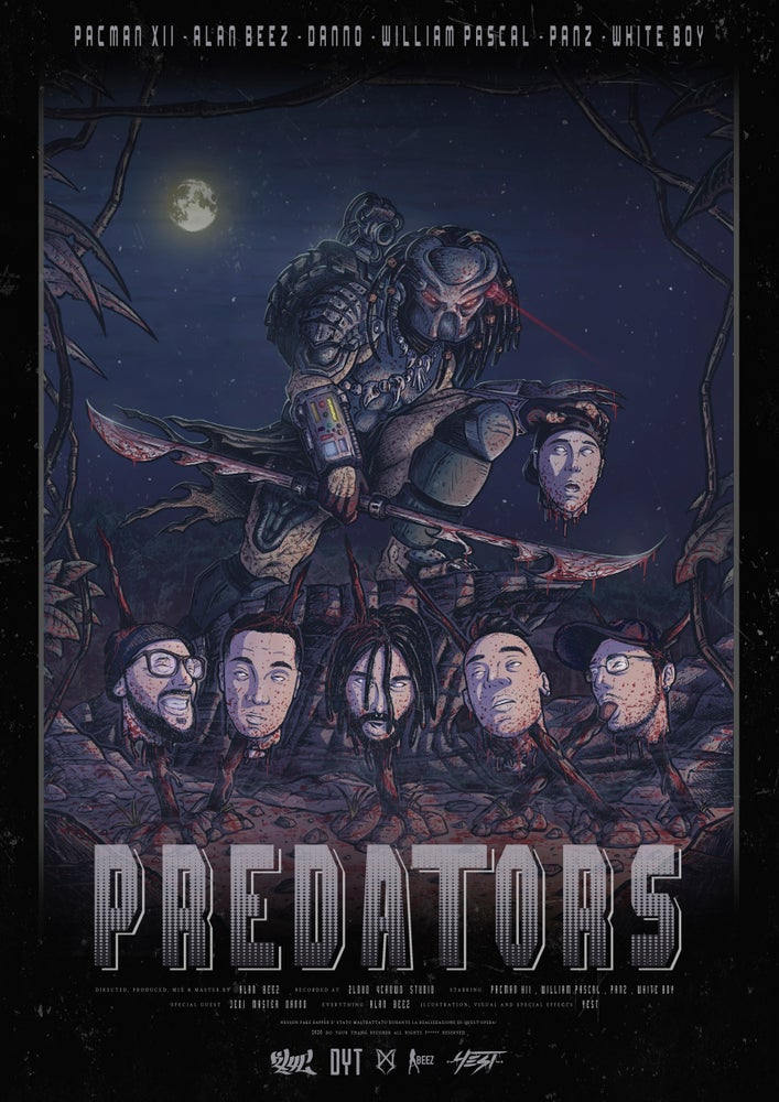 Image of Predators Poster