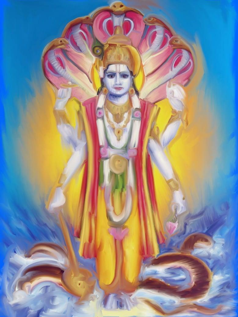 Image of Vishnu e Brahma by Rotondi scegli il tuo