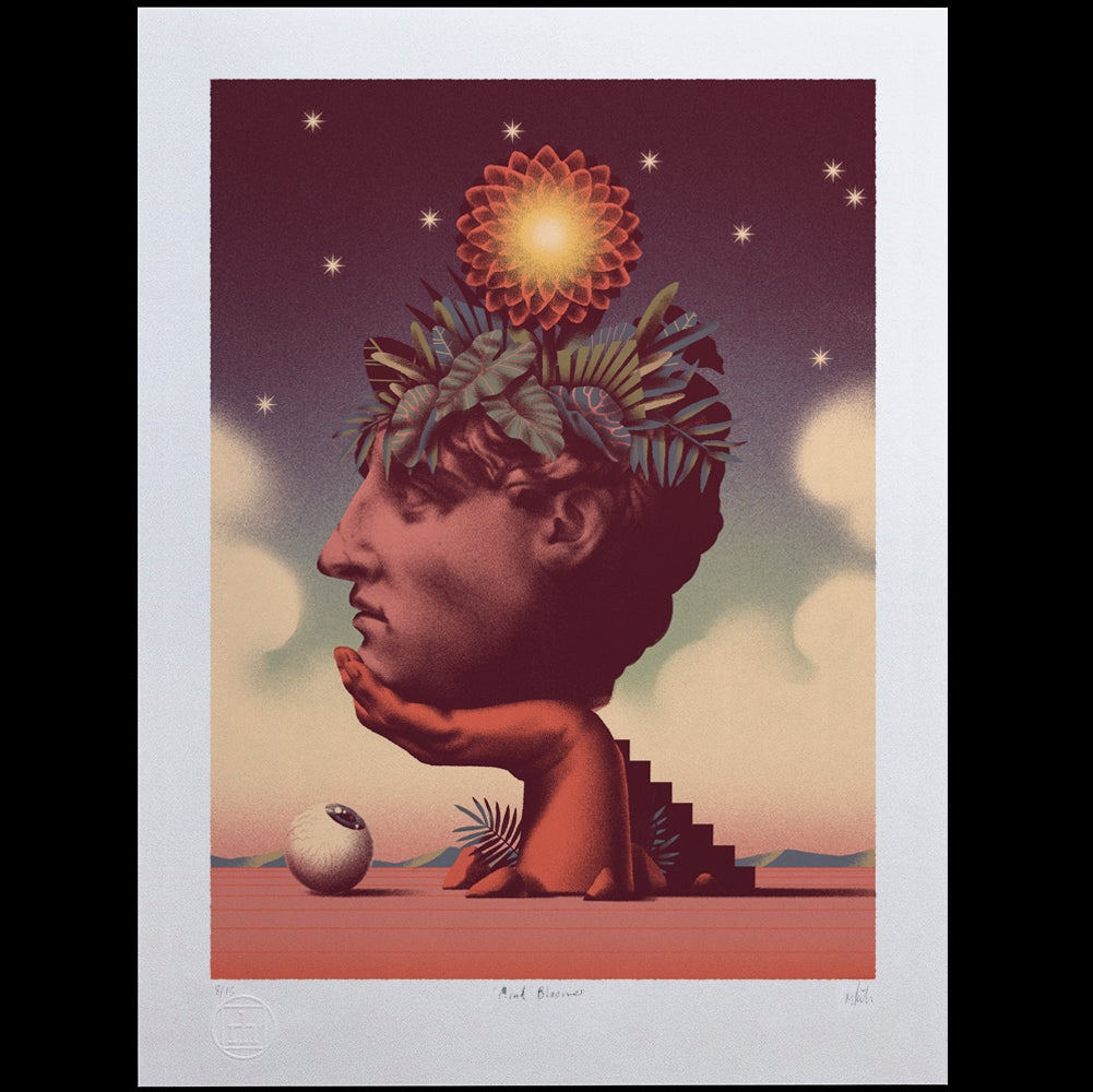 Image of 'Mind Bloom' Giclee Print