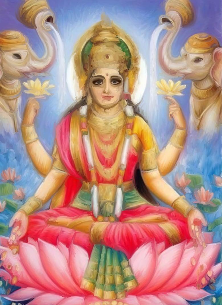 Image of Lakshmi e Kali